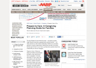 AARP Prepare to Care