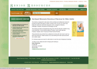 NE WI Senior Resource Directory