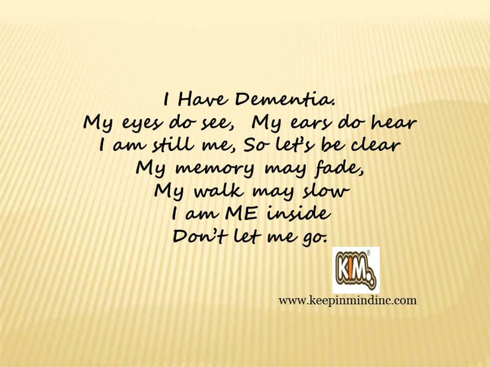alzheimer care cant leave person living alzheimers alone