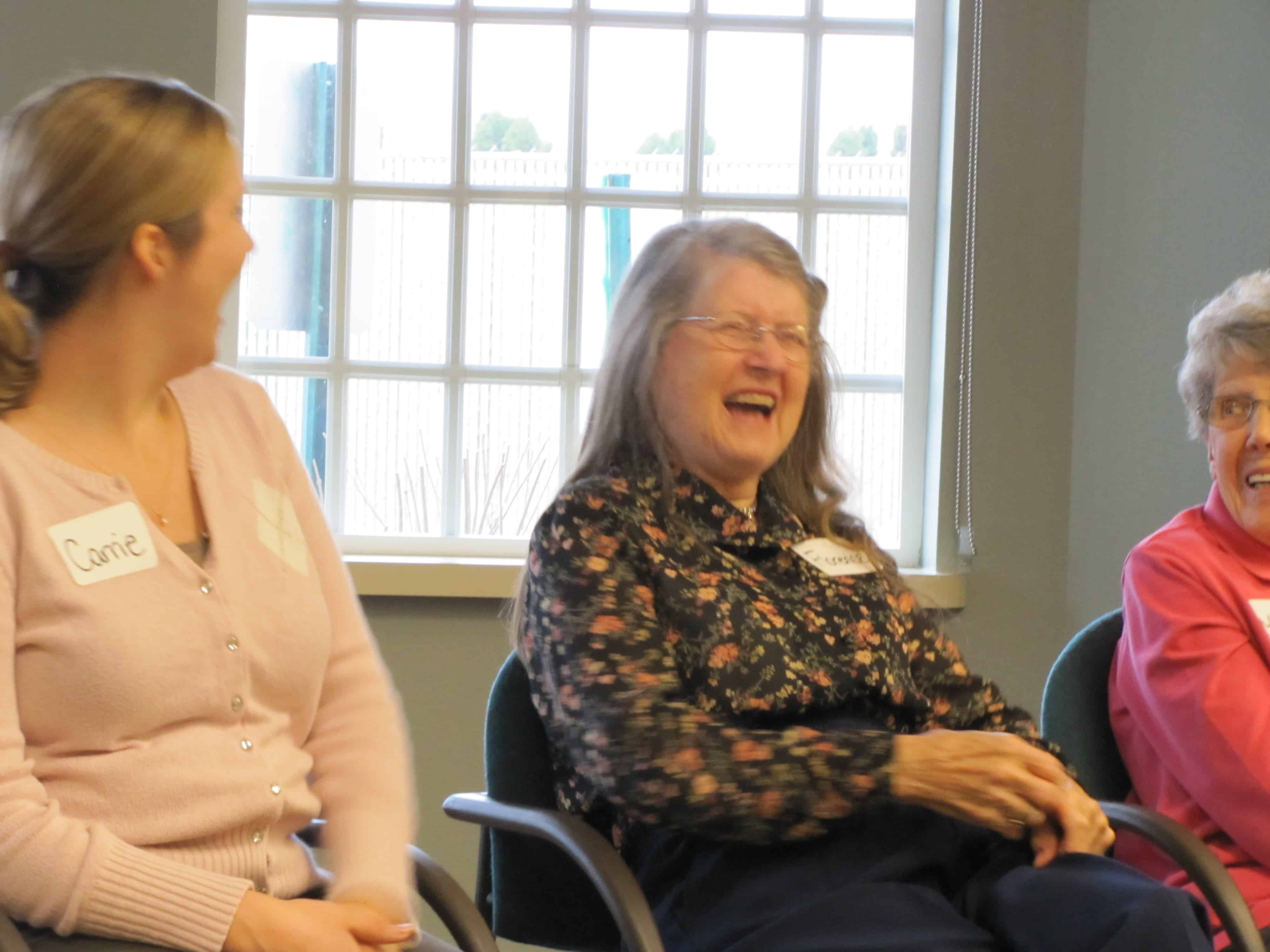 Lyrics and Laughter Life Enrichment Activity